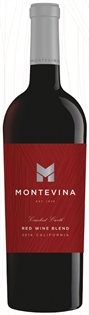 Montevina Red Blend Cracked Earth 2014...